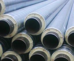 Труба стальная ППУ-О с ОДК 57×140
