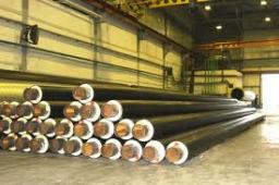 Труба стальная ППУ-О с ОДК 820×1100
