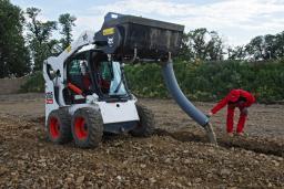 Навесное оборудование Bobcat - бетоносмесительный ковш