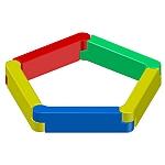 Детский игровой комплекс - П5
