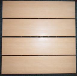Древесно-полимерный композит (декинг - decking)