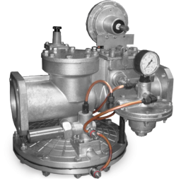 Регулятор давления газа РДГ-80