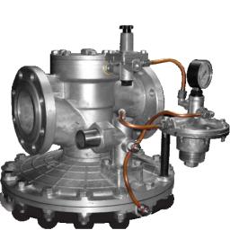 Регулятор давления газа РДБК-1-100