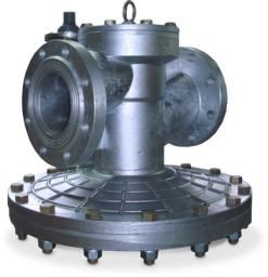 Регулятор давления газа РДУК-2-100