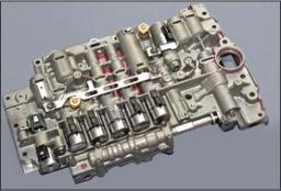 Блок клапанов АКПП 09D325039A ( гидроблок ) для Фольксваген Туарег TR60SN