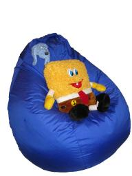 Кресло мешок с термонаклейкой!