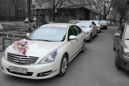 Аренда Ниссан Теана черные,белые Краснодарский Край,Москва