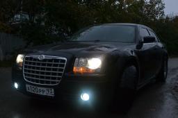 Аренда Крайслер С300 черные,белые Краснодарский Край,Москва