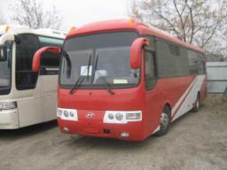 Аренда автобуса Хюндай аэротаун 33 мест багажное отделение Краснодарский Край,Москва