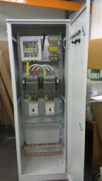 Шкаф АВР -400А 3фазный