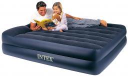 Кровати надувные INTEX - 66702 со встроенным насосом 220 В.