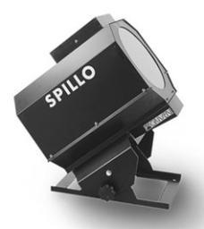 Зенитный прожектор SPILLO 1200