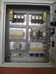Шкаф АВР -25А 1фазный