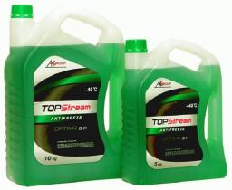 Антифриз TopStream Optima зелёный красный G11 G12 оптовые продажи купить оптом антифриз в Новосибирске
