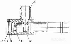 Клапан КПП-3, ЭО-33211