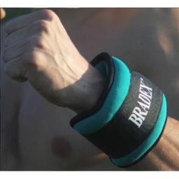 Утяжелители для ног и рук спортивные Bradex (вес 1 кг.)