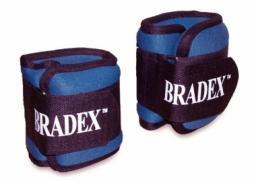 Утяжелители для ног и рук спортивные Bradex (вес 0,5 кг.)