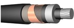 Кабель силовой АПвПу 1х500