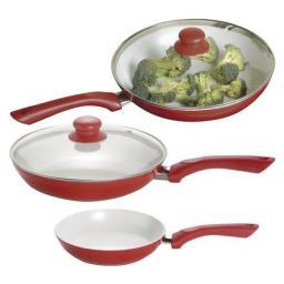 Набор керамических сковород