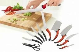 Набор кухонных ножей Contour Pro Knives (Контр Про)