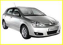 Аренда автомобиля Toyota Corolla 1.6 MКПП