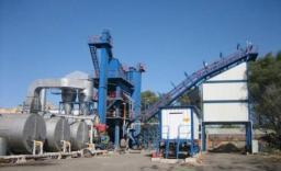 Асфальтный завод JILIN LB2000