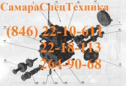 Коробка раздаточная БМ-202А.02.02.000