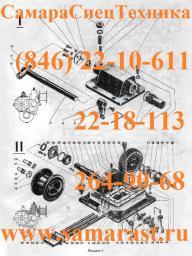 Коробка раздаточная БМ-205Б.02.05.000
