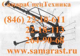 Мачта бурильная БКМ-317.40.20.1000