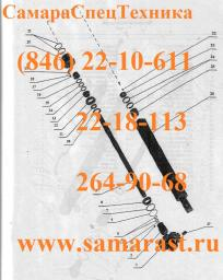 Штанга бурильная БКМ-311.05.09.000
