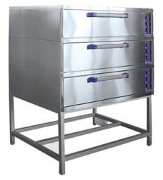 Шкаф пекарский электрический, 3-х секционный ЭШ-3к