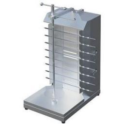 Установка для приготовления мяса газовая Шаурма 2М