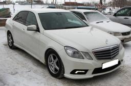 Заказать Vip такси Mercedes-Benz E-class (W212) с водителем
