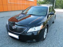Аренда автомобиля Toyota Camry (2007-2011 г.в.) с водителем