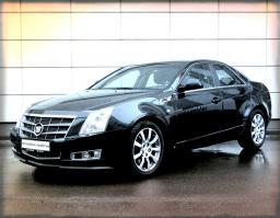 Аренда автомобиля Cadillac (2009 г.в.) с водителем