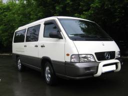 Аренда автомобиля SsangYong Istana (14 мест) с водителем