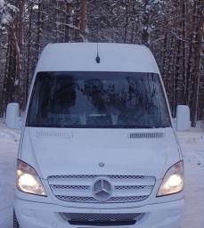 Микроавтобус Mercedes Benz Sprinter (18 мест) с водителем