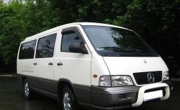 Микроавтобус Mercedes-Benz Istana (14 мест) с водителем