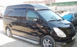 Микроавтобус Hyundai Grand Starex Limousine (10 мест)