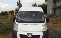 Микроавтобус Peugeot Boxer (17-21 мест) с водителем