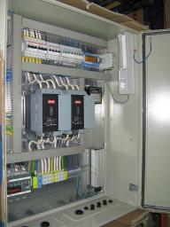 Щиты управления вентиляционными установками (СиТерМ)