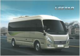 Автобус Daewoo Lestar, 2013г