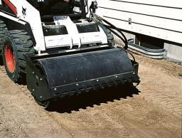 Навесное оборудование Bobcat - вибрационный каток