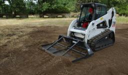 Навесное оборудование Bobcat - выравниватель грунта