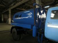 Оборудование машины вакуумной (ассенизаторской) на шасси ГАЗ, ЗиЛ