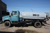 Оборудование машины вакуумной (ассенизаторской) на шасси АМУР-531350, МАЗ-4380, ЗИЛ- 433362
