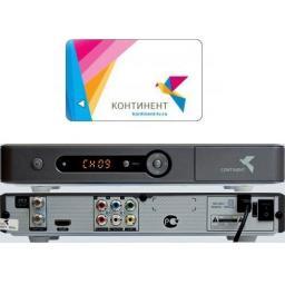 Континент ТВ HD
