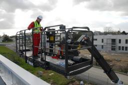 Навесное оборудование Bobcat - высотная платформа