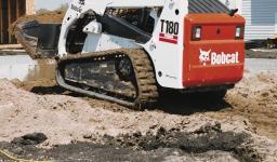 Навесное оборудование Bobcat - гусеницы