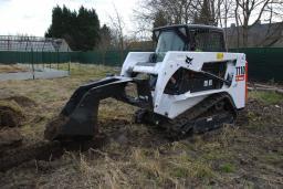 Навесное оборудование Bobcat - копатель
